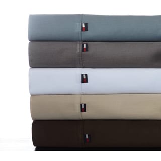 Tommy Hilfiger 100-percent Cotton Sateen 300 Thread Count Sheet Sets