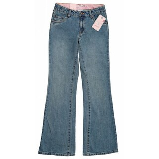 Levi's Girls Vintage Blue 517 Stretch Flare Jeans