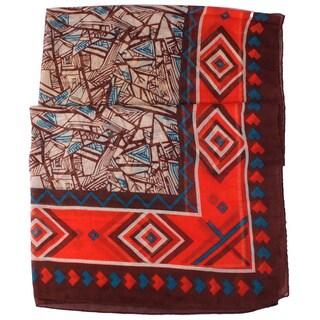 LA77 Yurok Tribal Scarf