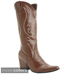 Funtasma Women's 'Cowboy-200' Western Cowboy Boots