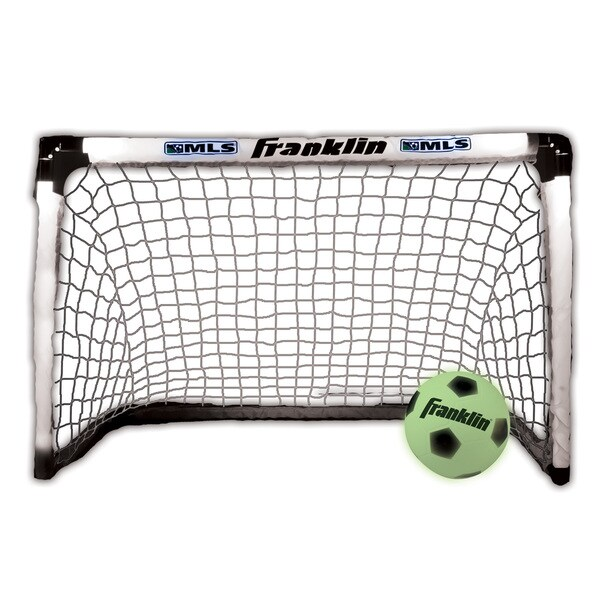 MLS Light Up Goal and Ball Set