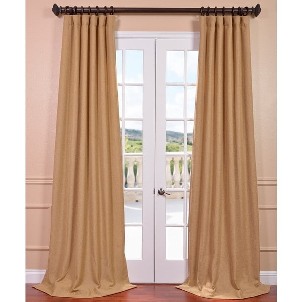 Gold Linen Curtains - Best Curtains 2017