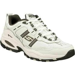 Men's Skechers Vigor 2.0 Serpentine White/Gray