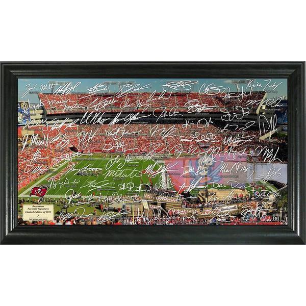 Tampa Bay Buccaneers Signature Gridiron Collection