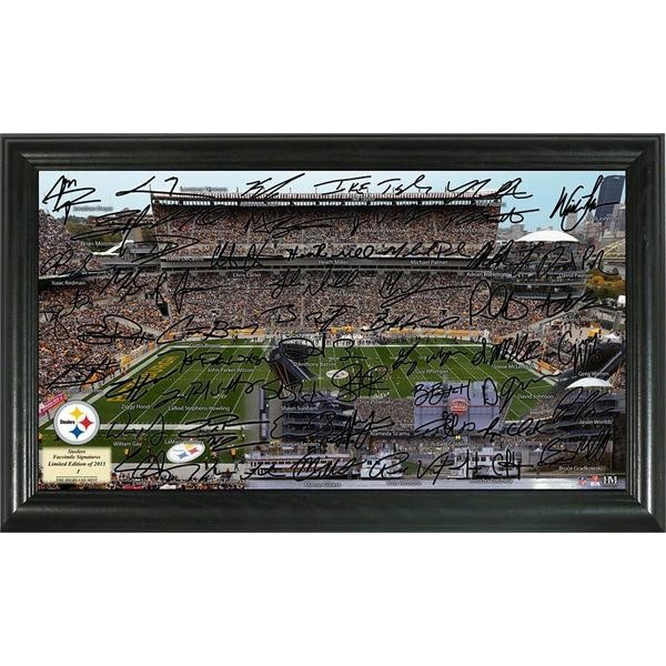 Pittsburgh Steelers Signature Gridiron Collection