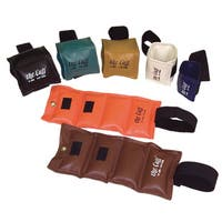 Deluxe Cuff Ankle and Wrist Weight (Set of 7) - brown