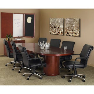 """Mayline Mira 72"""" Racetrack Conference Table"""