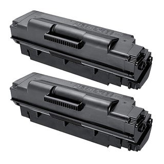 Remanufactured Samsung MLT-D307L Black High Yield Laser Toner Cartridges (Pack of 2)