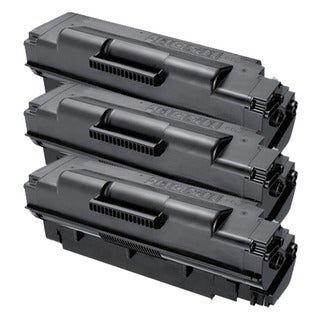 Remanufactured Samsung MLT-D307L Black High Yield Laser Toner Cartridges (Pack of 3)