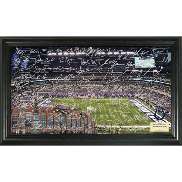 Indianapolis Colts Signature Gridiron Collection