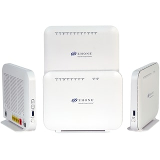 Zhone 6718-W1 IEEE 802.11n Modem/Wireless Router