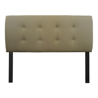 8-button Tufted Candice Sea Foam Headboard (Option: Lacquer)