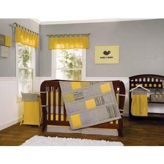Trend Lab 5-piece Hello Sunshine Crib Bedding Set \