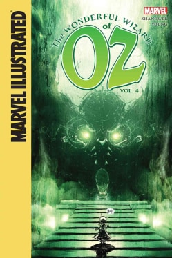 Marvel Illustrated the Wonderful Wizard of Oz 4 (Hardcover)