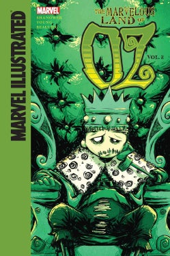 Marvel Illustrated the Marvelous Land of Oz 2 (Hardcover)