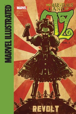 Marvel Illustrated the Marvelous Land of Oz 3 (Hardcover)