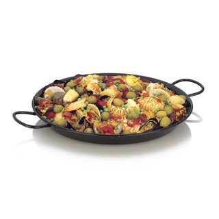 fagor Enamel on Steel 12.5-Inch Paella Pan