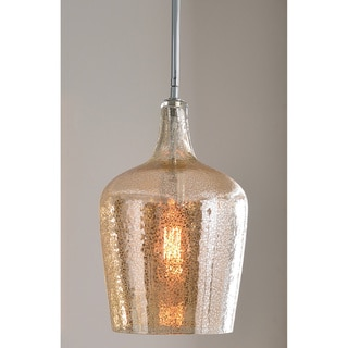 Vesoul 1-light Chrome Pendant