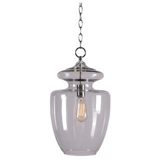 Baden 1-light Graphite Pendant