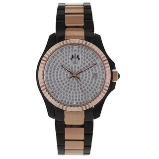 Jivago Women's 'Jolie' Rosegold Watch