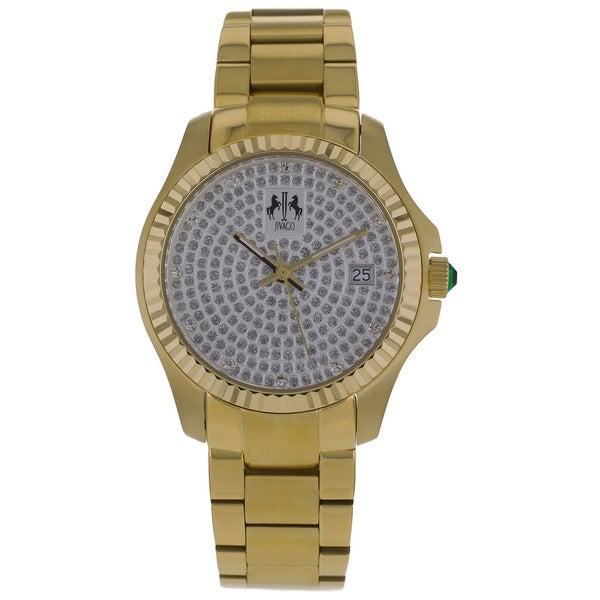 Jivago Women's 'Jolie' Stainless Steel Watch