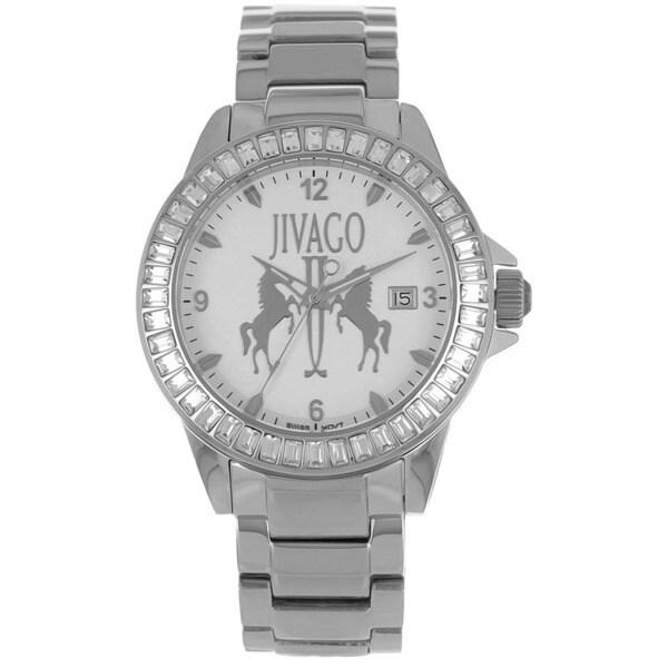 Jivago Women's 'Folie' Stainless Steel Watch
