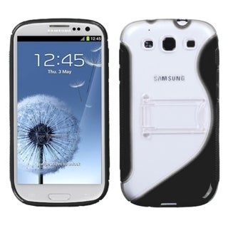 INSTEN Gummy Phone Case Cover for Samsung Galaxy S3