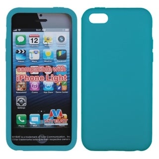 INSTEN Solid Tropical Teal Phone Case Cover for Apple iPhone 5C