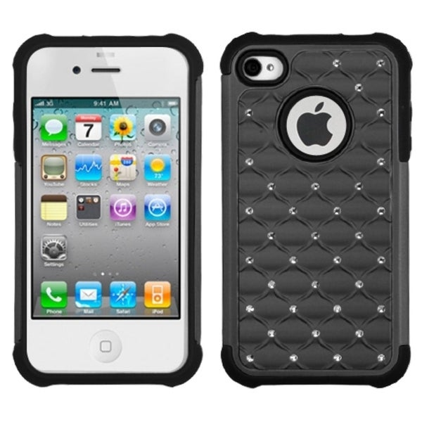 INSTEN TotalDefense Case Cover for Apple iPhone 4/ 4S