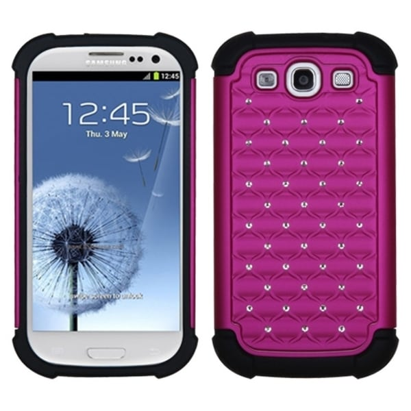 INSTEN TotalDefense Phone Case Cover for Samsung Galaxy S3 i747