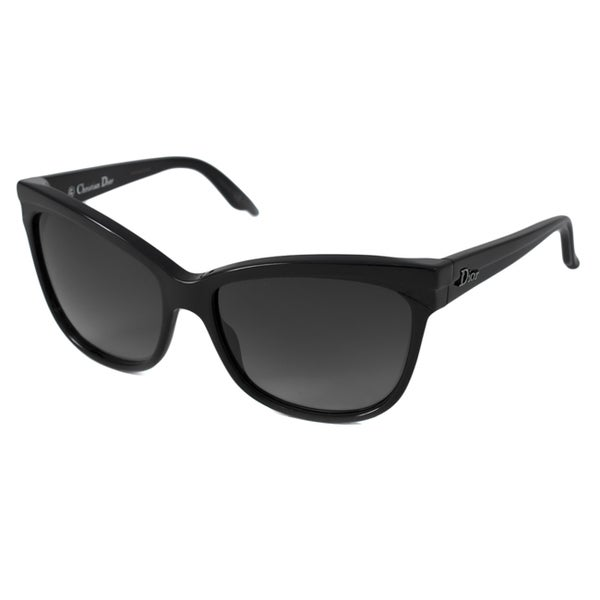 c0aea2e0ea88 Shop Christian Dior Women s Dior Sauvage 2 Cat-Eye Sunglasses - Free  Shipping Today - Overstock - 8341503