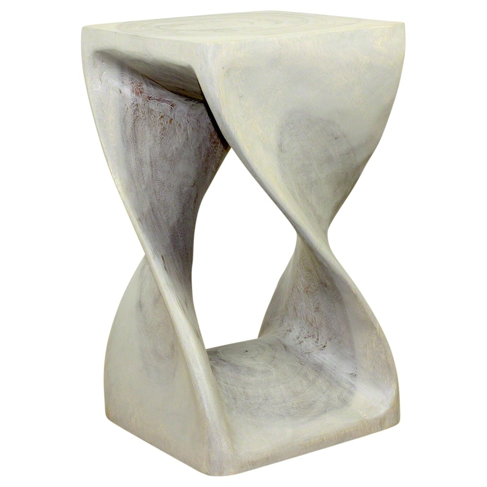 Haussmann Handmade Agate Grey Oil 12 Inches Square x 20 I...