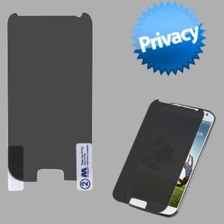 INSTEN Privacy Screen Protector for Galaxy S4 1337
