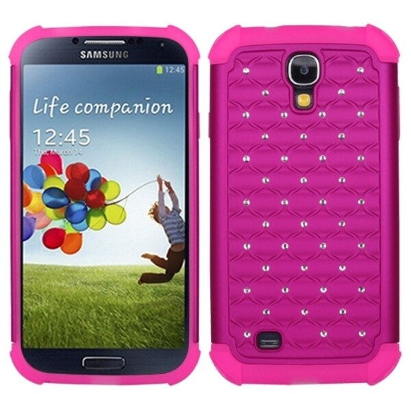 INSTEN TotalDefense Phone Case Cover for Samsung Galaxy S4 1337