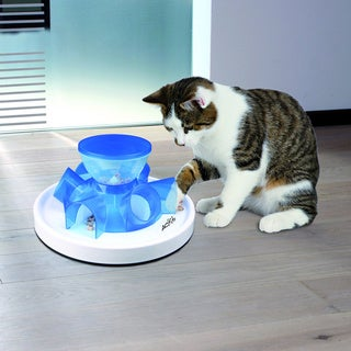 Trixie Interactive Tunnel Cat Feeder/Toy
