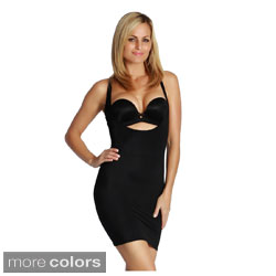 InstantFigure Women's Shapewear Underbust Tank Dresses (Pack of 3)