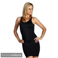 InstantFigure Shapewear Tank Slip Dresses (Pack of 3)