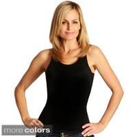 InstantFigure Women' Shapewear Scoop Tank Tops (Pack of 3)