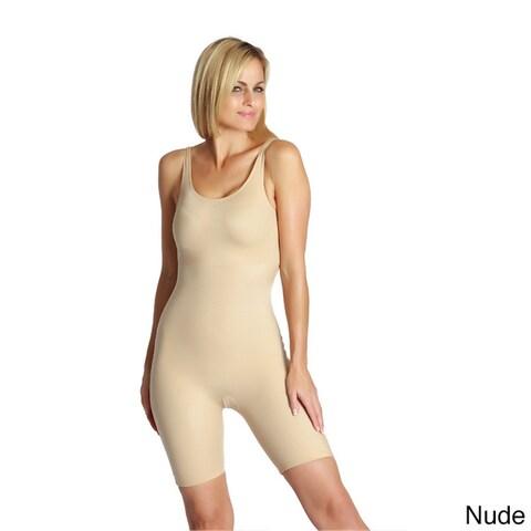 InstantFigure Women's Shapewear Bodyshorts (Pack of 3)