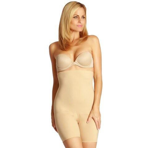 InstantFigure Women's Shapewear Hi-waist Shorts