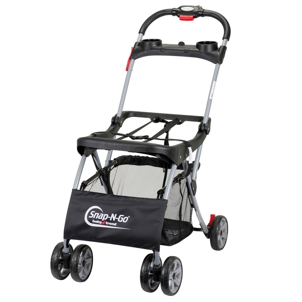 Baby Trend Snap-N-Go EX Universal Stroller (Black)