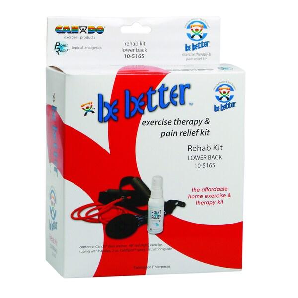 Be-Better Lower Back Rehab Kit