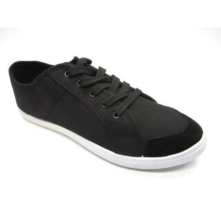 Blue Mens 'M-Felix' Canvas Low-top Sneakers (More options available)