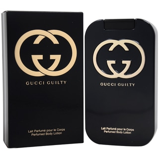 Gucci Guilty Women's 6.7-ounce Perfumed Body Lotion