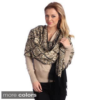 Women's Embroidered Wool Shawl|https://ak1.ostkcdn.com/images/products/8342123/P15652674.jpg?impolicy=medium