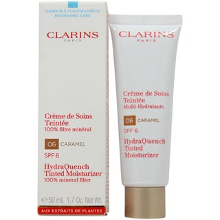 Clarins HydraQuench #06 Caramel SPF 6 Tinted Moisturizer