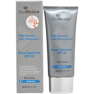 SkinMedica TNS Ultimate Daily Moisturizer Sunscreen SPF 20