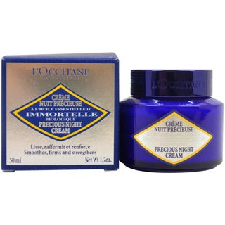 L'Occitane Immmortelle 1.7-ounce Precious Night Cream