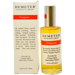 Demeter Frangipani Women's 4-ounce Cologne Spray