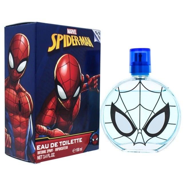 Marvel Ultimate Spider-Man 3.4-ounce Eau de Toilette Spra...